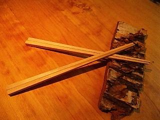 サクラのお箸