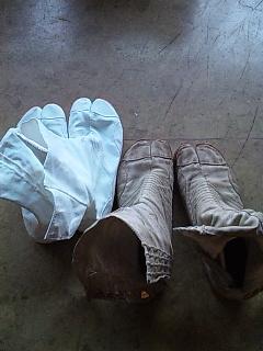 2011新しい足袋