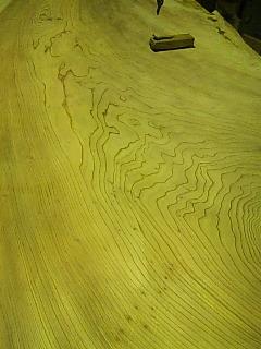 杉 - 座卓天板加工110419 (1)