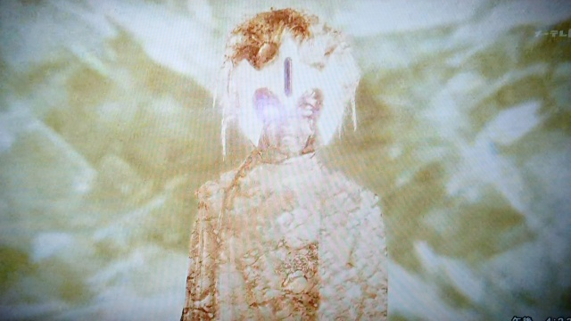 大いなる闇の呪いにかけられたマブシーナの母