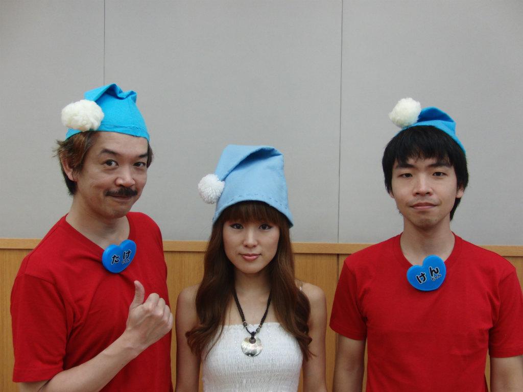 タケちゃん&健ちゃんと♪