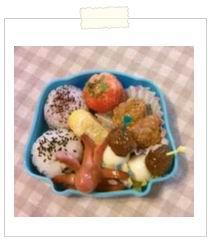 sakuraのお弁当