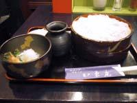 東庵 亀戸 蕎麦