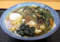 元祖江戸そば本陣 本陣蕎麦 鶯谷 路麺