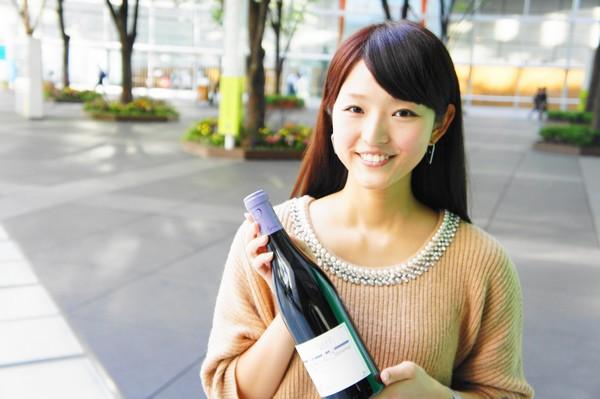 ワイン素美人007