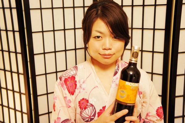 ワイン素美人036