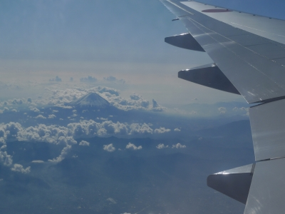 金沢出張富士山