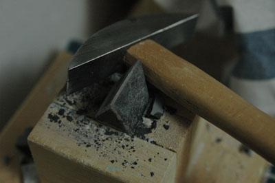 モザイクの道具