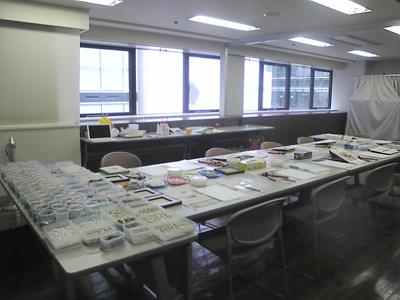 銀座 モザイク 教室