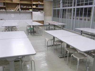 常磐大学 モザイク授業
