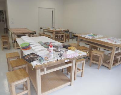 渋谷 モザイク教室