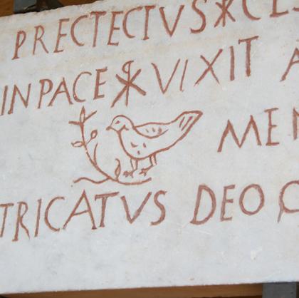 ヴァチカン 碑文