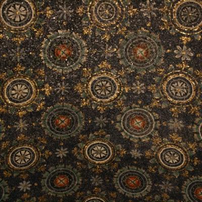 galla pracidia mosaic