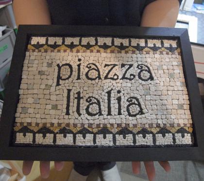 看板 mosaic