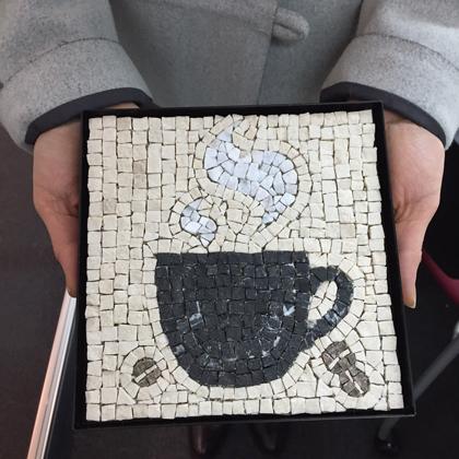 コーヒーモザイク