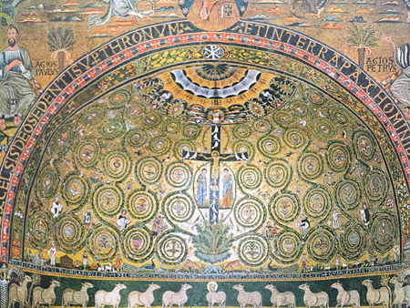 san clemente mosaic