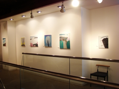 2011.2テトラヘドロン個展