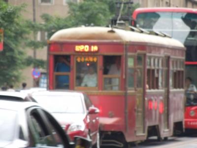大連の路面電車