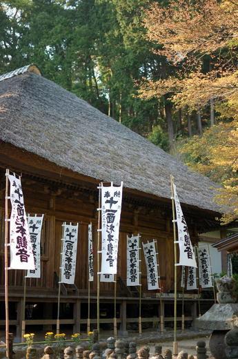 坂東三十三観音一番・杉本寺