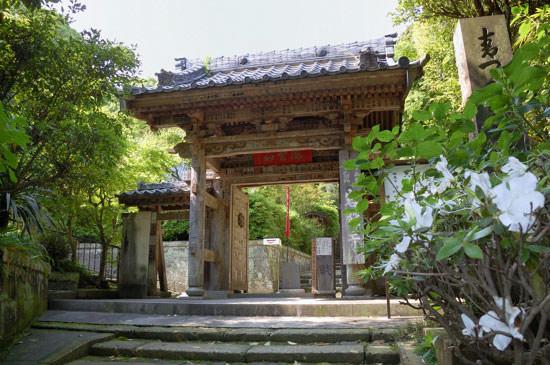 坂東三十三観音二番・岩殿寺