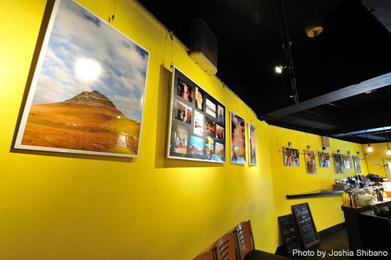 @CoCoLo Cafe 通路スペース