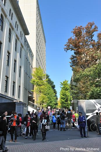 早稲田大学・早稲田祭