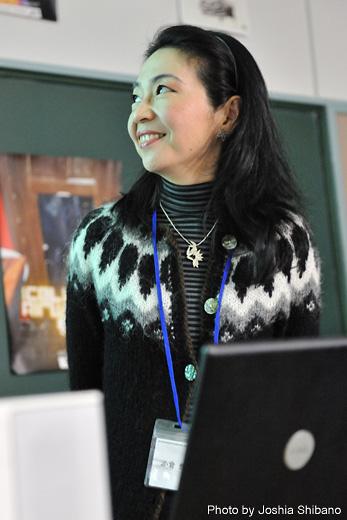 アリヨス・小倉悠加さん