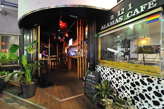 「ALAMAS CAFE 新宿」の画像検索結果