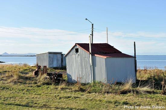 雰囲気のある小屋