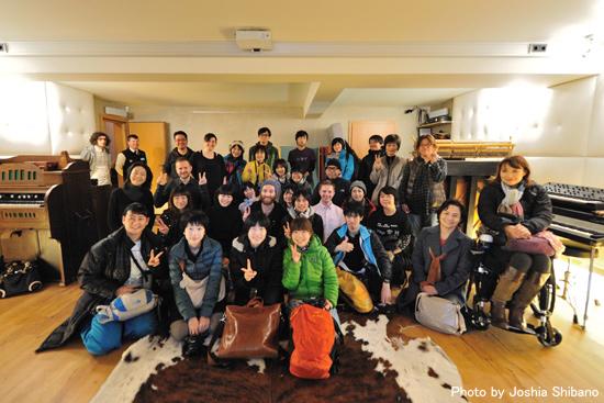 2013小倉悠加さんツアーの皆さん