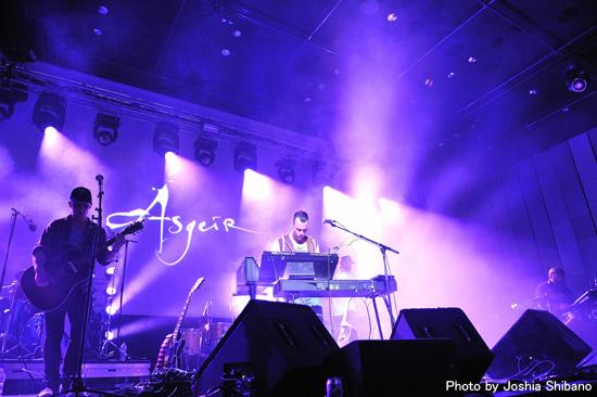 2013アイスランド音楽フェス・アウスゲイル