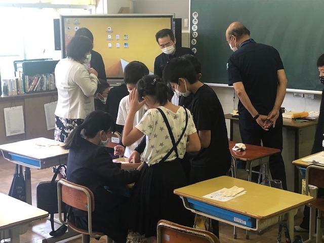 伊岐佐小学校2