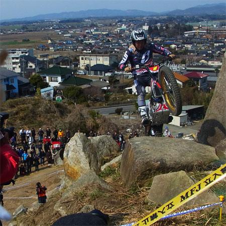 全日本トライアル選手権