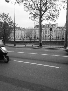 パリでの一枚