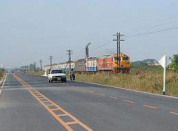 サラピーへの道