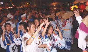 チェンマイ阿波踊り
