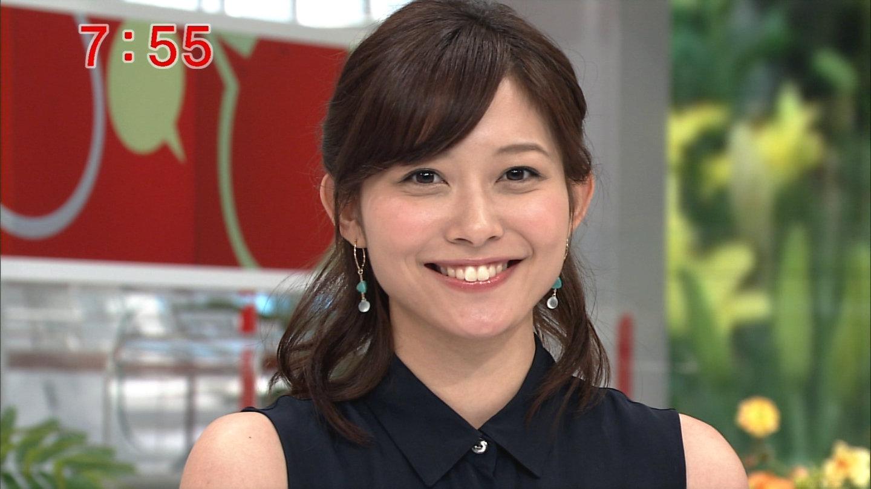 歯が白い久冨慶子