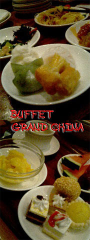 BUFFET GRAND CHINA