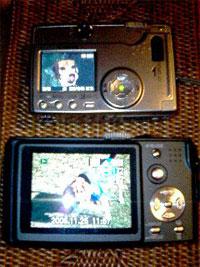 新旧カメラ