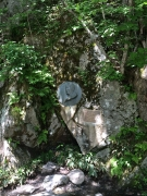 「有名なウェストン碑」