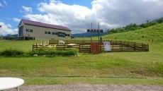 八方尾根スキー場天空牧場