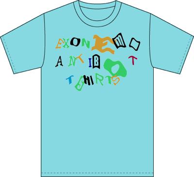 exonemo antibot T-shirt