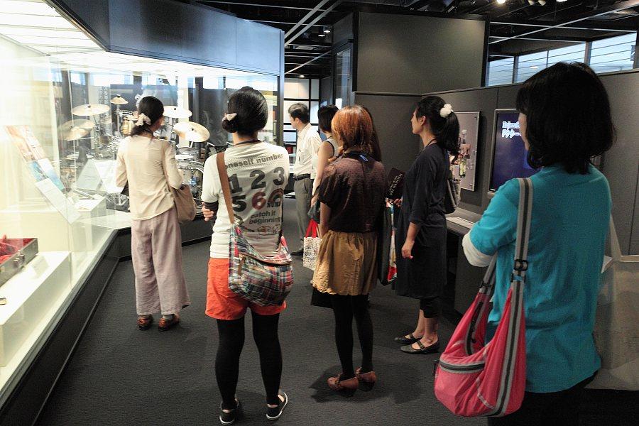 内田修ジャズコレクション展示室2