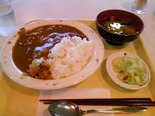 カレーライス370円