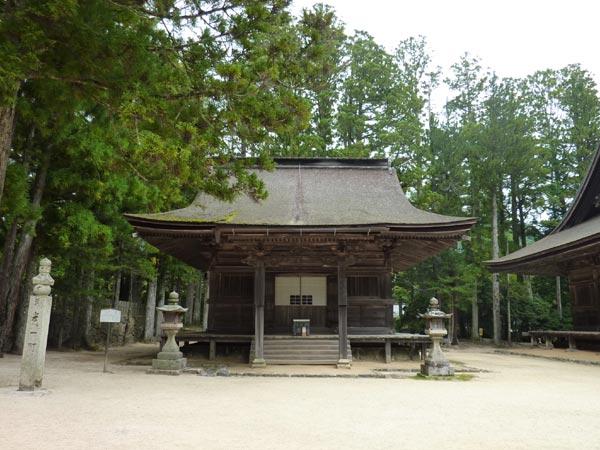 高野山修行体験4 大門・壇上伽藍・奥の院 | おばあの旅日記 おばあの旅日記 おばあの旅日記と