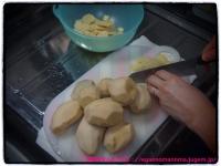 これは芋じゃないよ、生姜のかたまり。