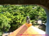 竜宮城からの眺め。1