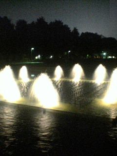 night fountain2