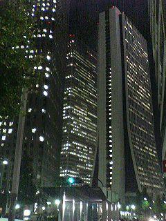 都市の夜景3