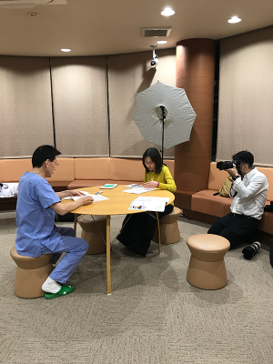 厚仁病院の松山先生